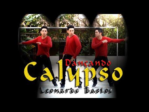 Leonardo Bastos - Dançando Calypso (Coreografia) - Banda Calypso