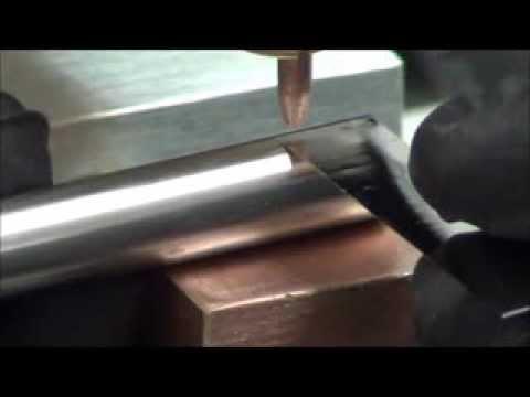 Nickel Foil Welded to Stainless Steel Tube