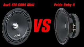 AurA SM-C804 Mk II vs Pride Ruby 8