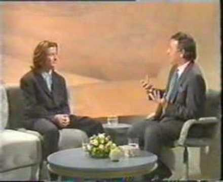 Rick Astley on Terry Wogan