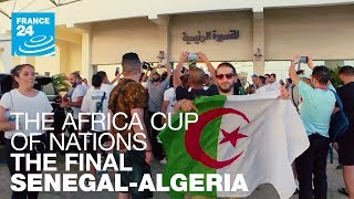 Africa Cup of Nations, Senegal - Algeria the final!
