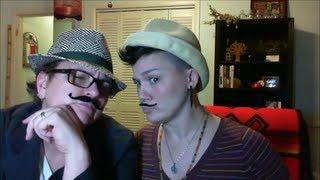 Dancing Lesbians! Monday with Chentel & Carrie