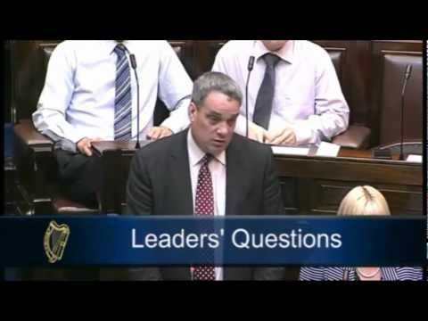 Ó Snodaigh demands retention of Cregg House services
