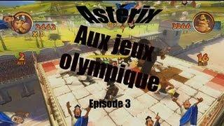 Asterix aux jeux olympique let's play #3