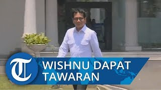 Mantan CEO NET TV Wishnutama Ikut Dipanggil Jokowi di Istana, Jadi Menteri Ekonomi Kreatif?