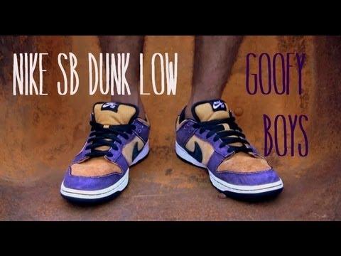 san francisco 48870 ae76e Nike SB Goofy Boy Lows