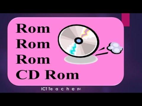 Storage Device - Computer CD
