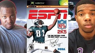 THE GREATEST FOOTBALL GAME TO DATE? - ESPN NFL 2K5 (Xbox) | #ThrowbackThursday ft. Juice