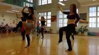 Daila Bellydance Mejance Workshop 2019 داليا رقص شرقي