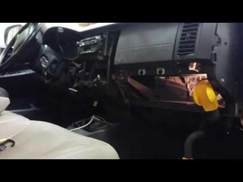 2004 Dodge Dakota Broken Blend Door - Outside Air Coming In Cabin