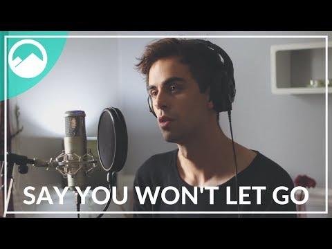James Arthur - Say You Won't Let Go - LIVE Cover...