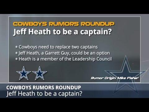 Cowboys Rumors: Earl Thomas Trade, Offense, And Jeff Heath As Captain