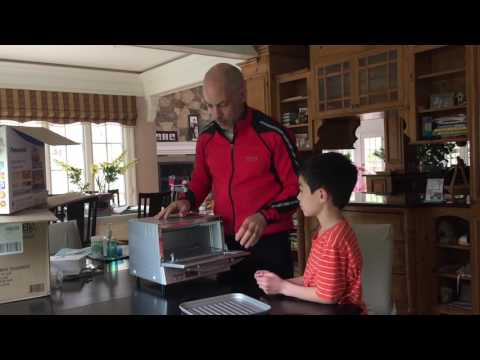 Panasonic NB G110P Flash Xpress Toaster Oven