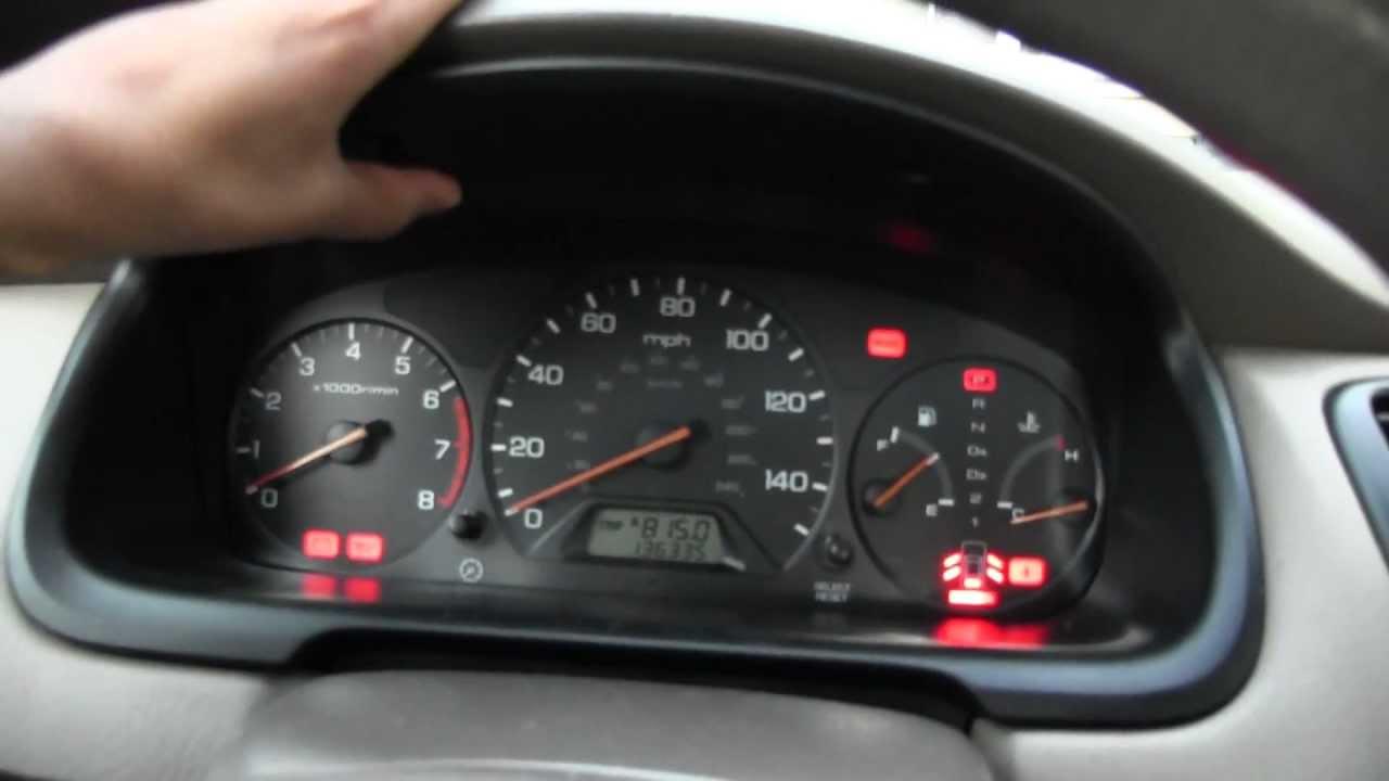 medium resolution of hd 1998 2002 honda accord odometer backlight fix instrument cluster display removal 6th generation