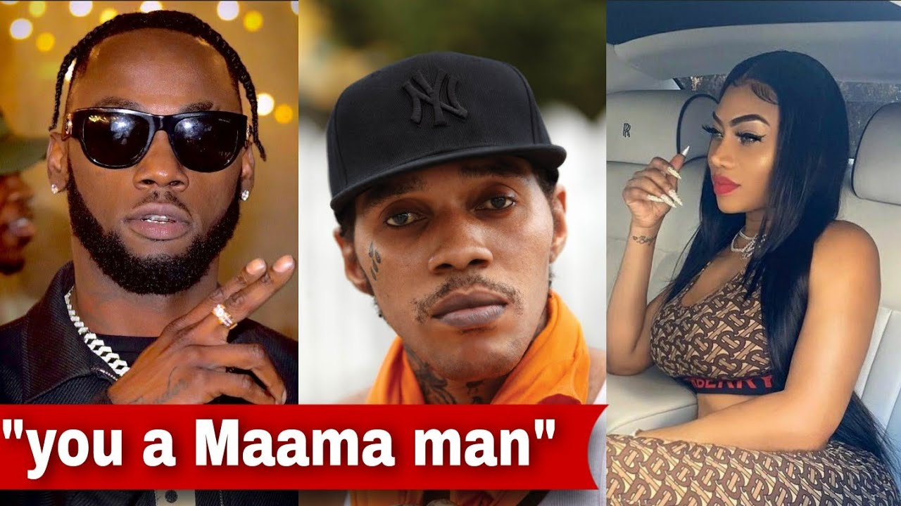 Vybz Kartel Diss Up Stylo G After Lisa Expose Stylo G as Mawma Man   Cloraxx Rat Bat