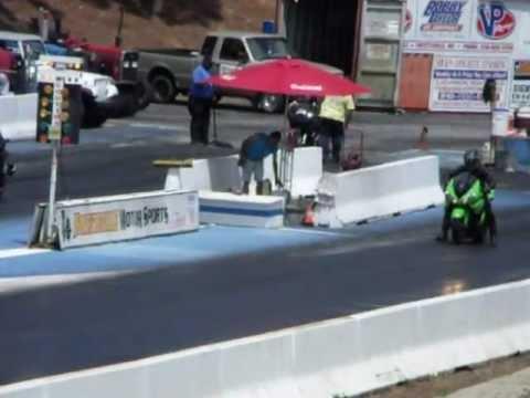 My ZX14 At Fayetteville Motorsports Park