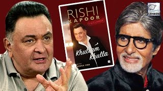 Rishi Kapoor's Unspoken RIVALRY With Amitabh Bachchan