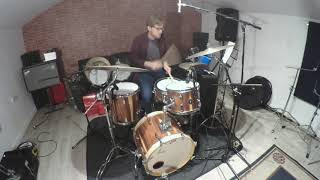 Session Drum Recording Examples - Motown Style