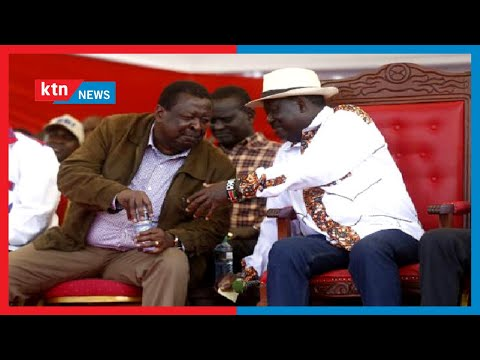 Race for DP: Presidential hopefuls camp in Central in search of running mates | Inside Politics