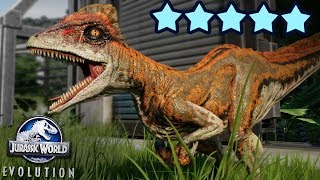 COMPLETED!!! - Jurassic World Evolution - HARD CHALLENGE MODE | Ep8 HD