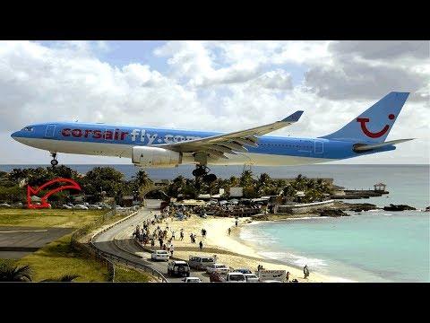 Les 10 Pistes D'aéroport Les Plus Spectaculaires Du Monde