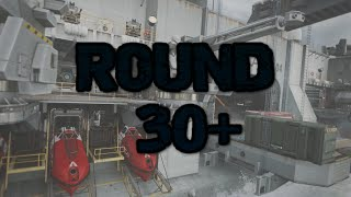 CoD AW Exo Zombies 'Carrier' High round Strategy round 30+