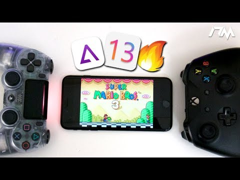 How TO PLAY GAMEBOY ADVANCE On iOS 13 With A XBOX ONE Or PS4 Controller (NO JAILBREAK) GBA4iOS