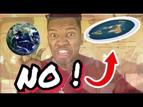 IS THE EARTH FLAT thumbnail
