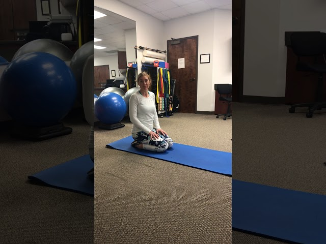 Fitness Friday gluteal strengthen