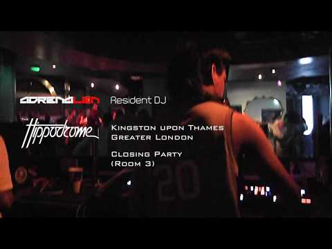 ADRENALen (DJ) - Closing Party @ The Hippodrome, Kingston upon Thames (14.07.2018)