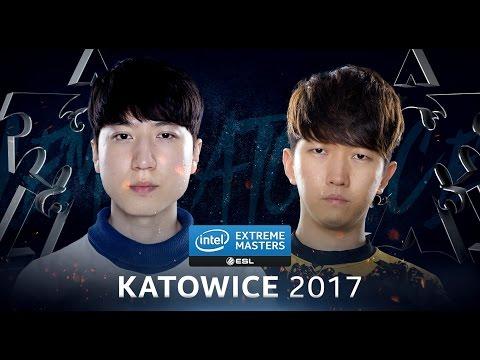 StarCraft II - INnoVation vs. Ryung [TvT] - Ro12 - IEM Katowice 2017