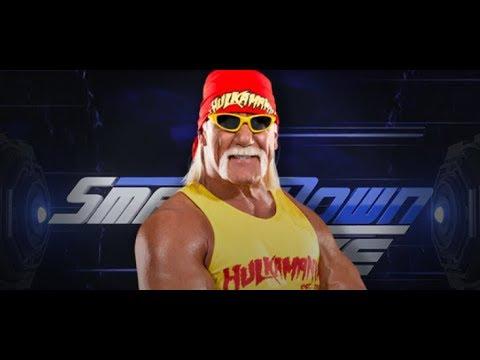 WWE HULK HOGAN NEW SMACKDOWN GENERAL MANAGER WWE BREAKING ...