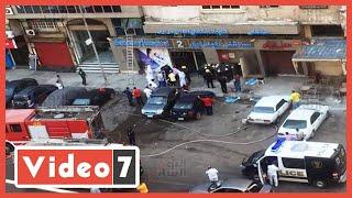 حريق بمستشفى خاص بالإسكندرية ينتهى بمصرع 7 مصابين بكورونا.. فيديو - اليوم السابع