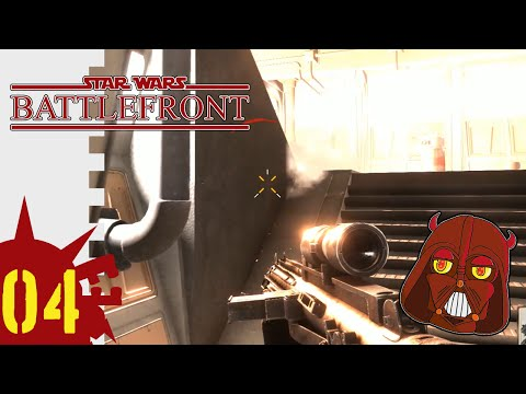 Star Wars Battlefront (2015)  - Cargo - PART 4 - Buggy Cargoes! (1080p60)