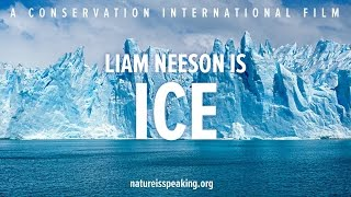 Nature Is Speaking – Liam Neeson is Ice | Conservation International (CI)