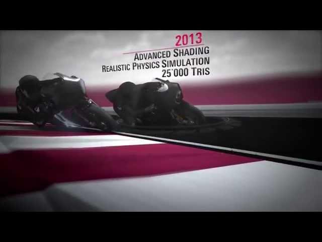 MotoGP '14 Teaser Trailer