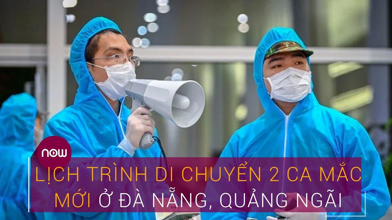 Tin nóng về dịch Covid-19: Lịch trình di chuyển của bệnh nhân 419 và bệnh nhân 420 | VTC Now