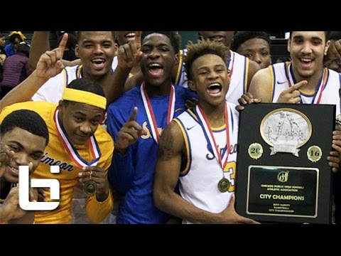 Simeon wins Public League Championship with Chicago's top duo Zachary Norvell + Evan Gilyard