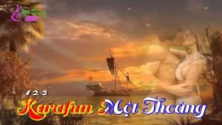 Trở Về Bến Mơ - Thanh Lam - Karaoke