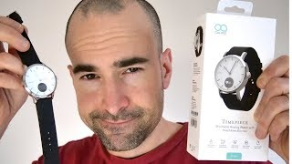 Oaxis Timepiece | Withings Steel Rival?