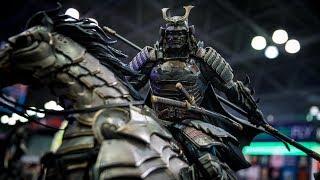 XM Studios' Samurai Batman Statue!