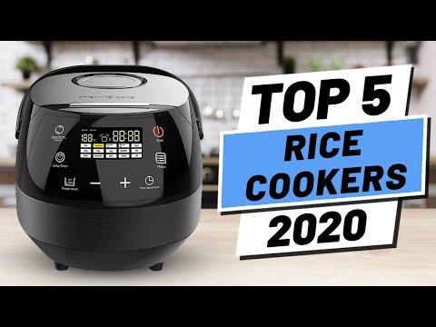 Top 5 BEST Rice Cooker Of [2020]