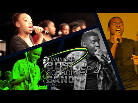 Jamaica's Best School Band EP II