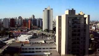 Strange sound in the sky - Curitiba - Brasil - Som estranho no céu