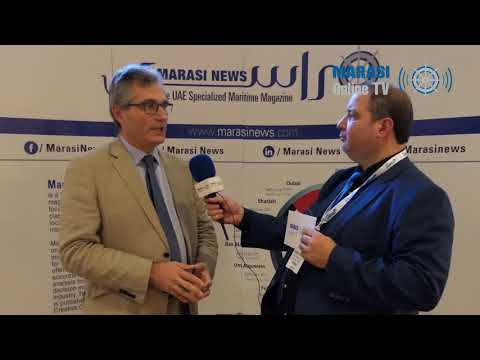Rudder Talk   Exclusive interview with Argyris Stasinakis - Executive Partner - Marine Traffic