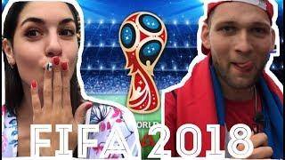 Иностранцы любят русских девушек и Путина! ЧМ по футболу FIFA 2018