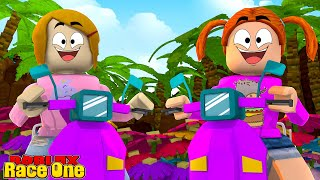 Roblox Escape Molly Vs Daisy Obby!