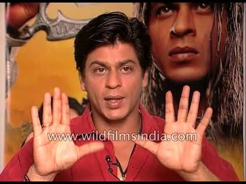Shah Rukh Khan on the film Ashoka: a younger, less confident actor then