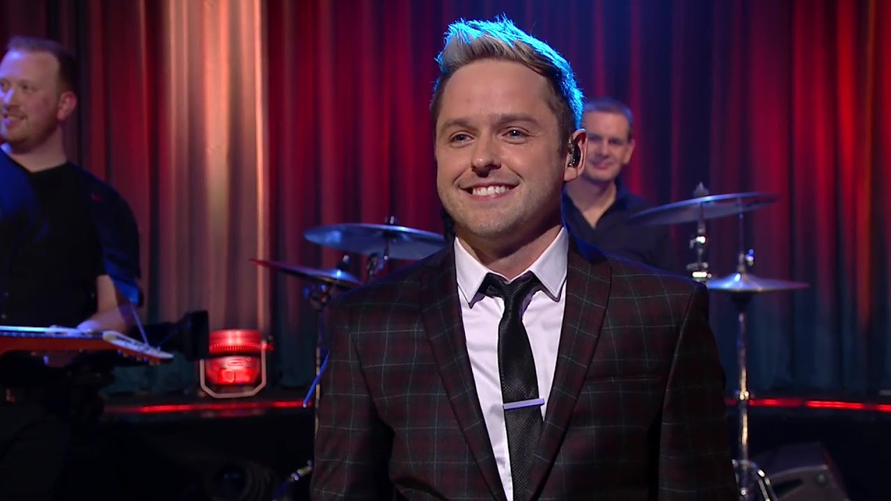 Derek Ryan - Stay All Night   The Late Late Show   RTÉ One