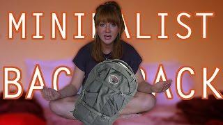 Minimalist Packing - Travel Essentials für 6 Monate in Südamerika   Mirellativegal